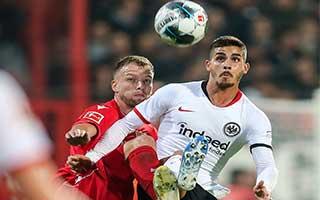 Union Berlin vs Eintracht Frankfurt