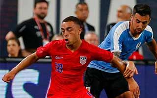 United States vs Uruguay