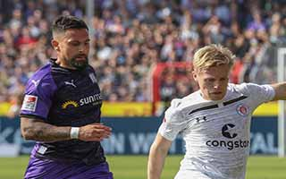 VfL Osnabruck vs St. Pauli