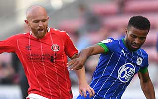 Wigan Athletic vs Charlton Athletic