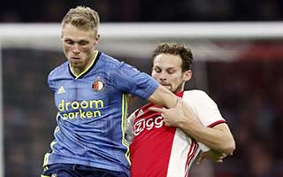 Ajax vs Feyenoord