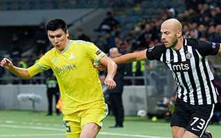 Astana vs Partizan Beograd