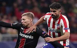 Atletico Madrid vs Bayer Leverkusen