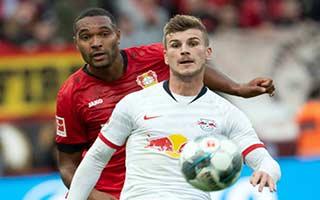 Bayer Leverkusen vs RasenBallsport Leipzig