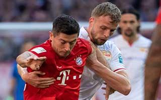 Bayern Munich vs Union Berlin