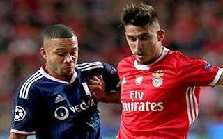 Benfica vs Lyon