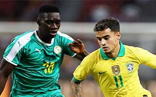 Brazil vs Nigeria