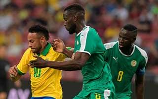 Brazil vs Senegal