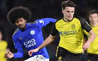 Burton Albion vs Leicester City