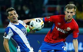 CSKA Moscow vs Espanyol