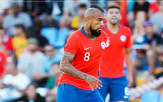 Chile vs Guinea