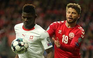 Denmark vs Switzerland