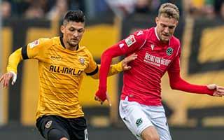 Dynamo Dresden vs Hannover