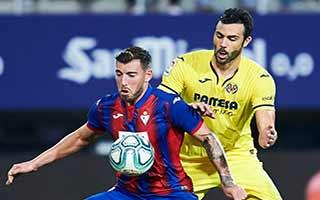 Eibar vs Villarreal