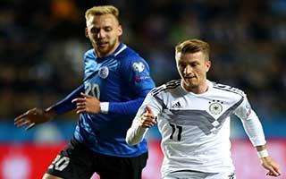 Estonia vs Germany