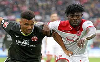 Fortuna Dusseldorf vs Mainz
