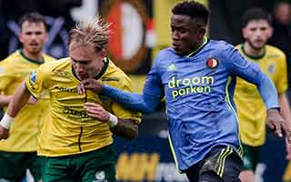 Fortuna Sittard vs Feyenoord