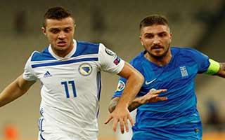 Greece vs Bosnia-Herzegovina