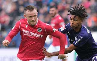 Hannover vs VfL Osnabruck
