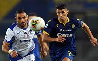 Hellas Verona vs Sampdoria