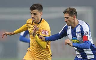 Hertha Berlin vs Dynamo Dresden