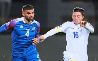 Iceland vs Andorra
