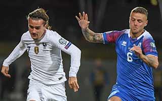 Iceland vs France