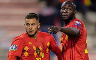 Kazakhstan vs Belgium