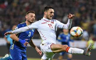 Kosovo vs Montenegro