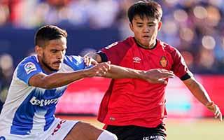Leganes vs Mallorca