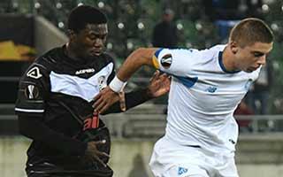 Lugano vs Dynamo Kyiv
