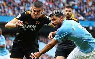 Manchester City vs Wolverhampton Wanderers