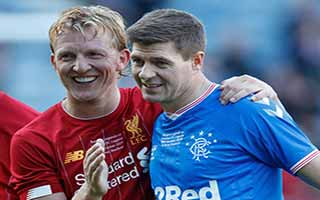 Rangers Legends vs Liverpool Legends