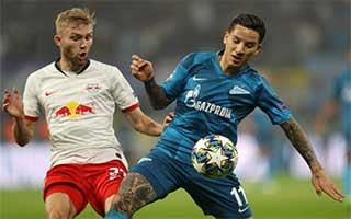 RasenBallsport Leipzig vs Zenit