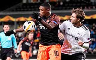 Rosenborg vs PSV Eindhoven