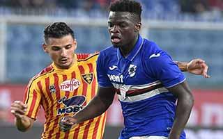 Sampdoria vs Lecce