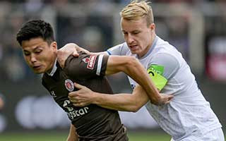 St. Pauli vs Darmstadt