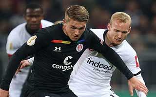 St. Pauli vs Eintracht Frankfurt