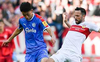 Stuttgart vs Holstein Kiel