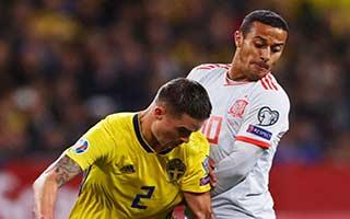 Sweden vs Spain
