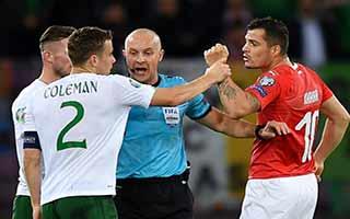 Switzerland vs Republic of Ireland