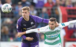 VfL Osnabruck vs Greuther Furth