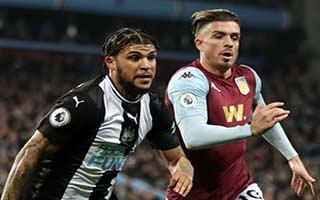 Aston Villa vs Newcastle United