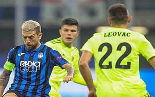 Atalanta vs Dinamo Zagreb