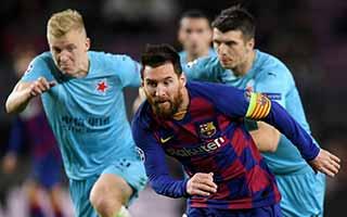 Barcelona vs Slavia Prague