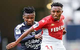 Bordeaux vs AS Monaco