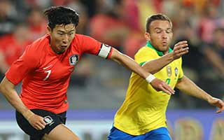 Brazil vs South Korea