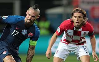 Croatia vs Slovakia