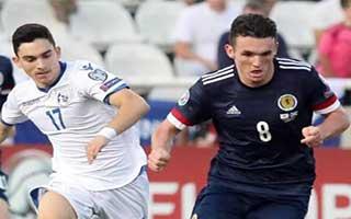 Cyprus vs Scotland