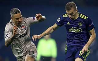 Dinamo Zagreb vs Shakhtar Donetsk